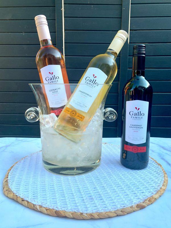 Wijn-spijscombinaties met Gallo Family Vineyards wijnen