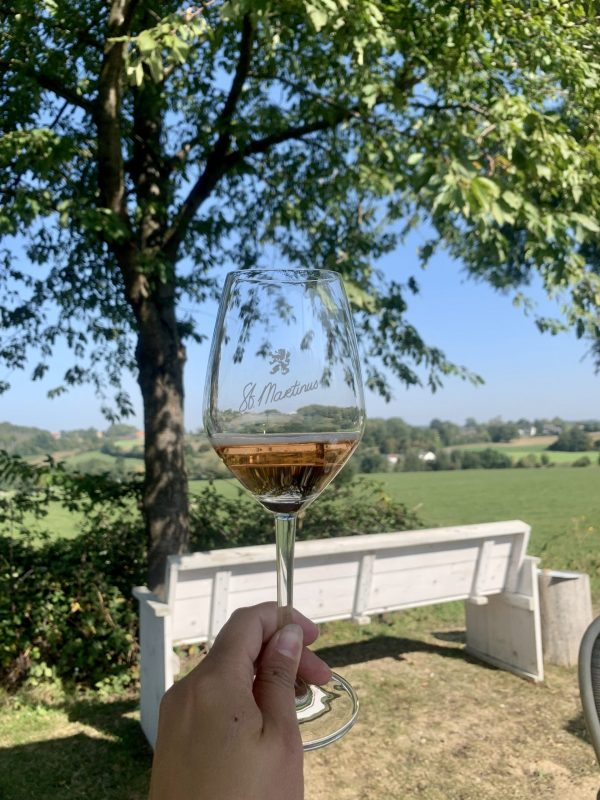Limburgs Parelke in het glas