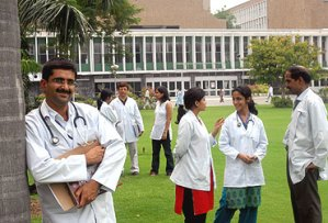 AIIMS retains its first rank among the best medical colleges of India