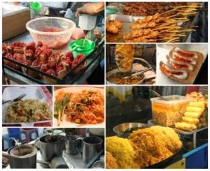 H-factor in street food