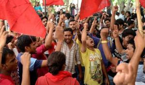 AISA Sweeps JNU Students Union Polls