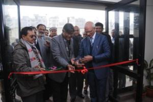 UGC Chairperson inaugurates Hostel Building for Minorities, SC, ST and Women in Jamia
