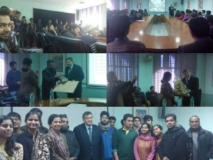 Eminent Australian Professor delivers lecture at JMI organized by IEEE-JMI
