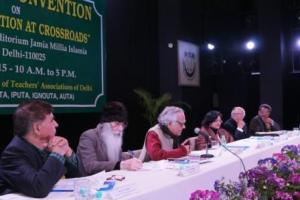 """Jamia organizes National Convention on """"Higher Education at Crossroads"""""""
