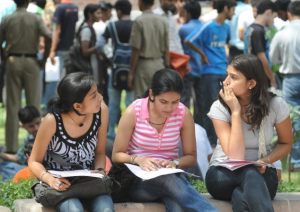 Dilemmas faced by DU aspirants