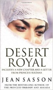 Book Review: Desert Royal by Jean Sasson