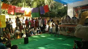 Young women demand hostel rights through Pinjra Tod campaign