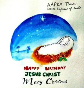 MERRY CHRISTMAS!! But what is the real meaning of Christmas?