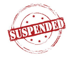 AMU suspends two students