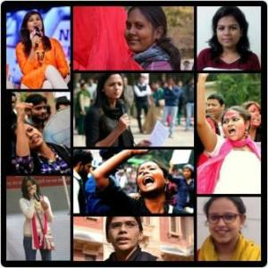 10 Most influential women student leaders of India
