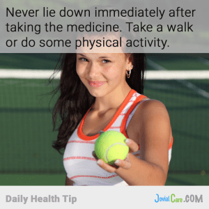 Twelve easy health tips to keep you active and healthy