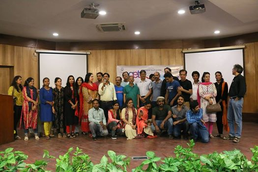 Fine Arts Alumni of Jamia Millia Islamia organises Get Together