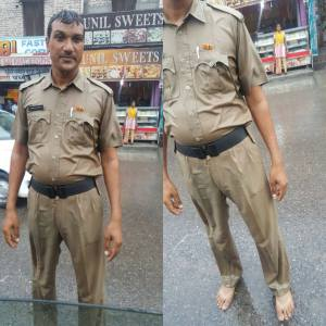 My Story: A policeman who has proved duty comes before everything