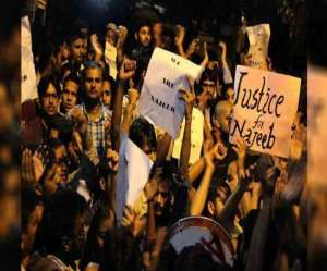 JNU student missing case: Najeeb still Missing,Lie detector test for Najeeb's room mate
