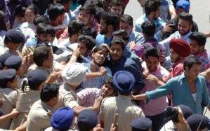 Drop sedition charge against students, Panjab university tells police