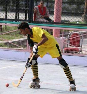 AMU student to represent India in International Roller Sports in China