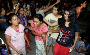 Students, journalists injured in violence in BHU campus