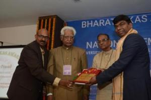Jamia faculty receives Bharat Vikas Award