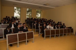"National Quiz Competition ""Prashnotry"" organized at GD Goenka University, School of Law"