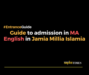 Guide to admission in MA English in Jamia Millia Islamia