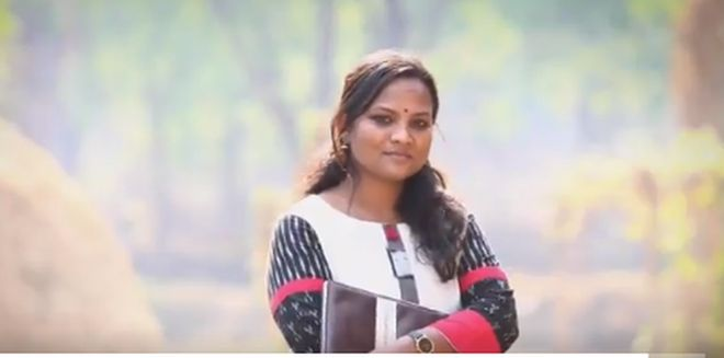 Meet this 22 year old Girl who helped over 1500 families to eradicate open defecation