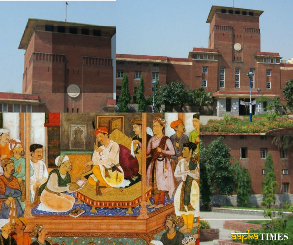 Invasion of Babur forgotten by Delhi University, Twisted History presented to Students