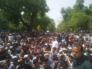 AMU Row: Internet services suspended in Aligarh