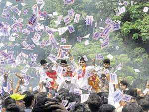 DUSU Polls: Candidates filed the nominations;Check the complete list of candidates here