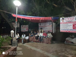 CYSS on indefinite hunger strike amidst DUSU, are they still in the race to DUSU?