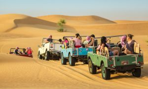 Dubai Holiday Packages: A Gift for Your Old Parents