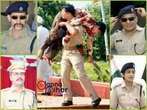 बिहार पुलिस भी अब किसी से कम नहीं है!!