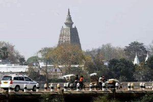 Mahabodhi tample