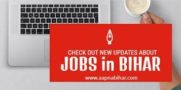Sarkari naukari, job in bihar, job aleart, Government job, Bihar, Job in Bihar, Opportunity Update