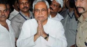 मुख्यमंत्री नीतीश कुमार ने नेत्रदान करने का किया एलान