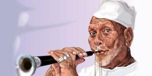 देश के धरोहर और बिहार के गौरव थे शहनाई के जादूगर उस्ताद बिस्मिल्लाह खान