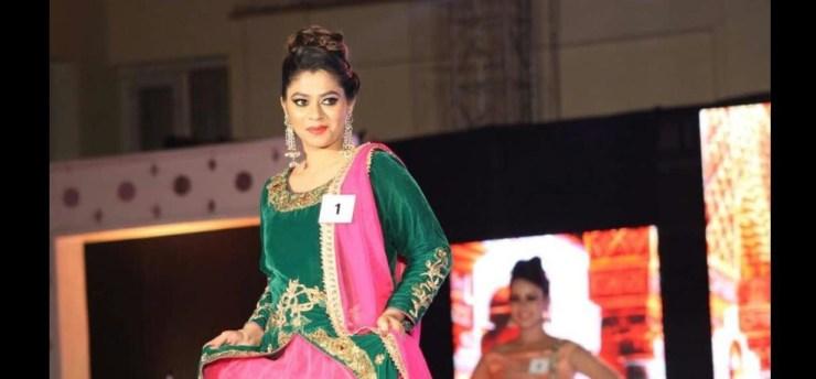 Anita Singh, Mrs Universe India