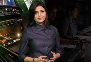 बिहार की श्वेता सिंह को फिर मिला सर्वश्रेष्ठ न्यूज एंकर का पुरस्कार