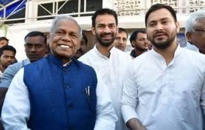 बिहार राजनीति: कांग्रेस में बड़ी टूट तो माझी ने भी छोड़ा एनडीए का साथ