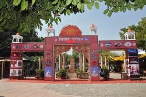 बिहार उत्सव 2018: विदेसी पर्यटकों को लुभा रही है बिहारी हेंडीक्राफ्ट-हैंडलूम और लिट्टी-चोखा