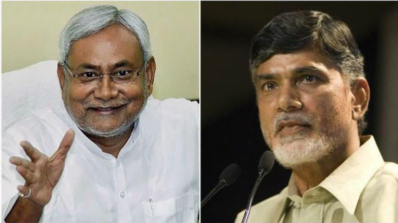 Bihar news, andhra pradesh, TDP, Chandra babu naidu, Nitish kumar, JDU, Bihar, Special status