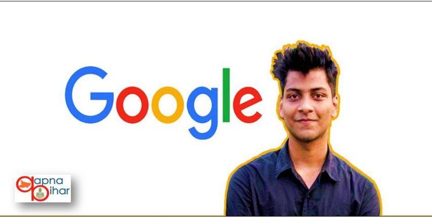 Bihar, Google boy, Package, one crore