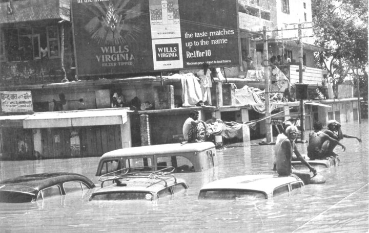 flood in patna, 1975, phanishwarnath renu