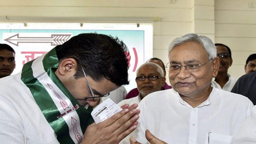 Prashant Kishor, JDU, Nitish Kumar