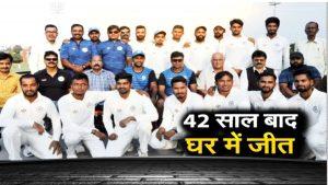 बिहार रणजी टीम ने 42 वर्षों बाद अपनी धरती पर दर्ज की जीत, सिक्किम को 395 रनों से हराया