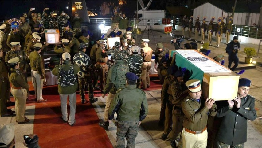 Army, CRPF, CRPF Jawan, Phulwama Attack