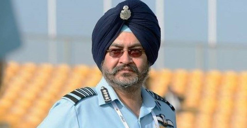 Air chief marshal, indian air force, air strike,
