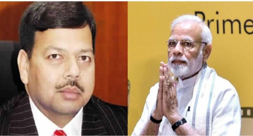 नरेन्द्र मोदी, narendra modi, IAS Mohsin,
