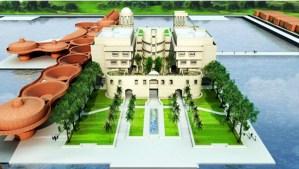 खुशखबरी: जुलाई में अपनी नयी बिल्डिंग में शिफ्ट हो जायेगा नालंदा विश्वविद्यालय