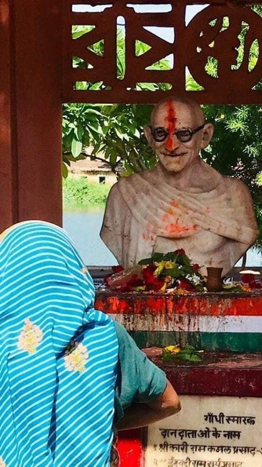गाँधी, Mahatama Gandhi, Champaran, Bihar