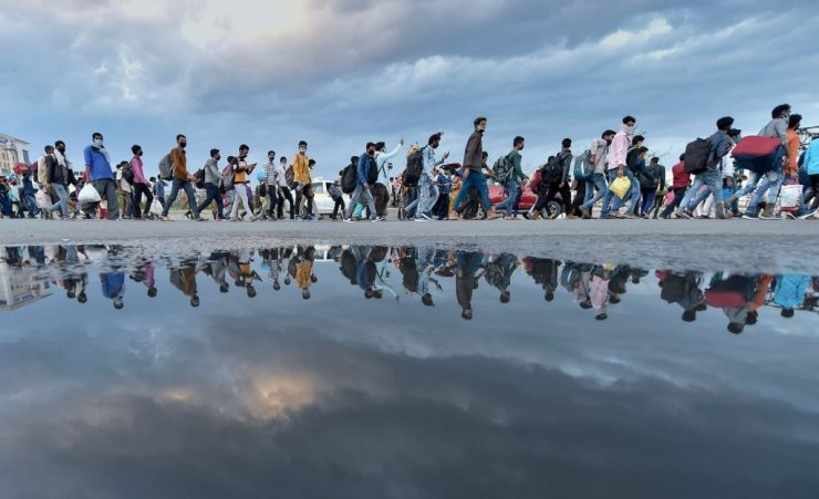 bihar news, coronavirus, migrants Labours